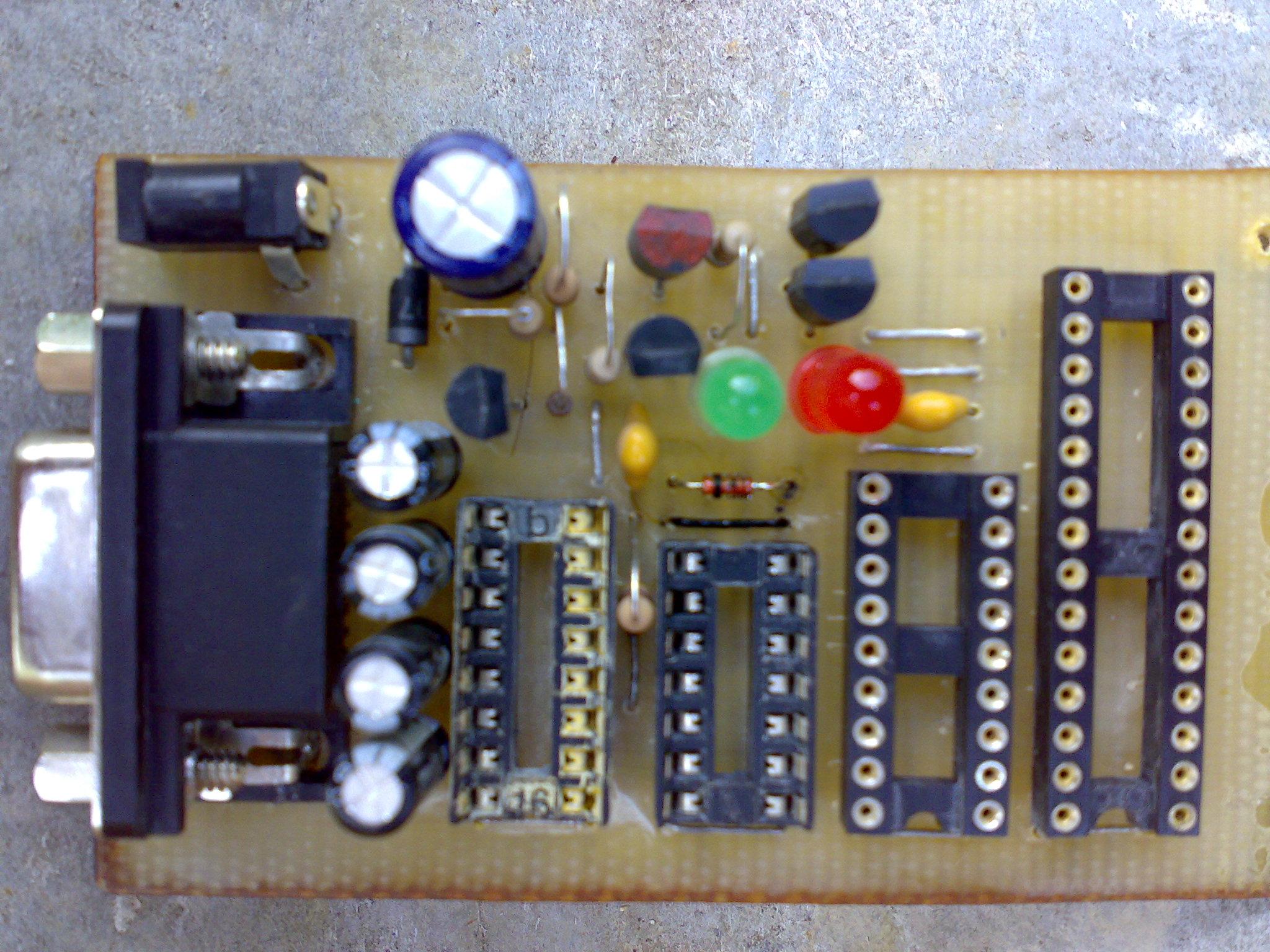 пошаговая инструкция программирования микрочипа pic16f676