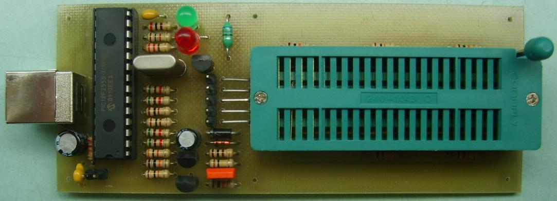 Это простой USB программатор